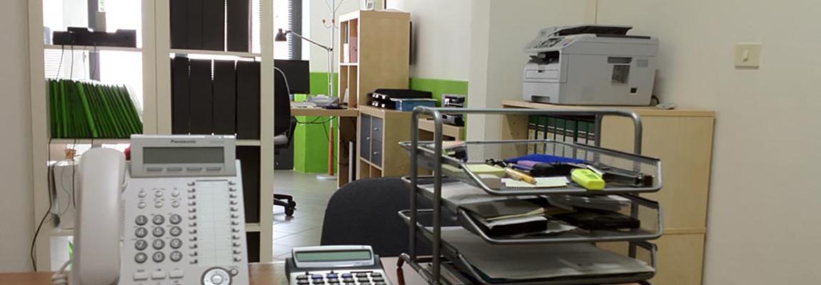 Net Service - Gli uffici